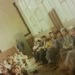 جشن فارغ التحصیلی سال71