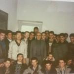 با حاج آقا مجتبی صانعی، دبیر ادبیات