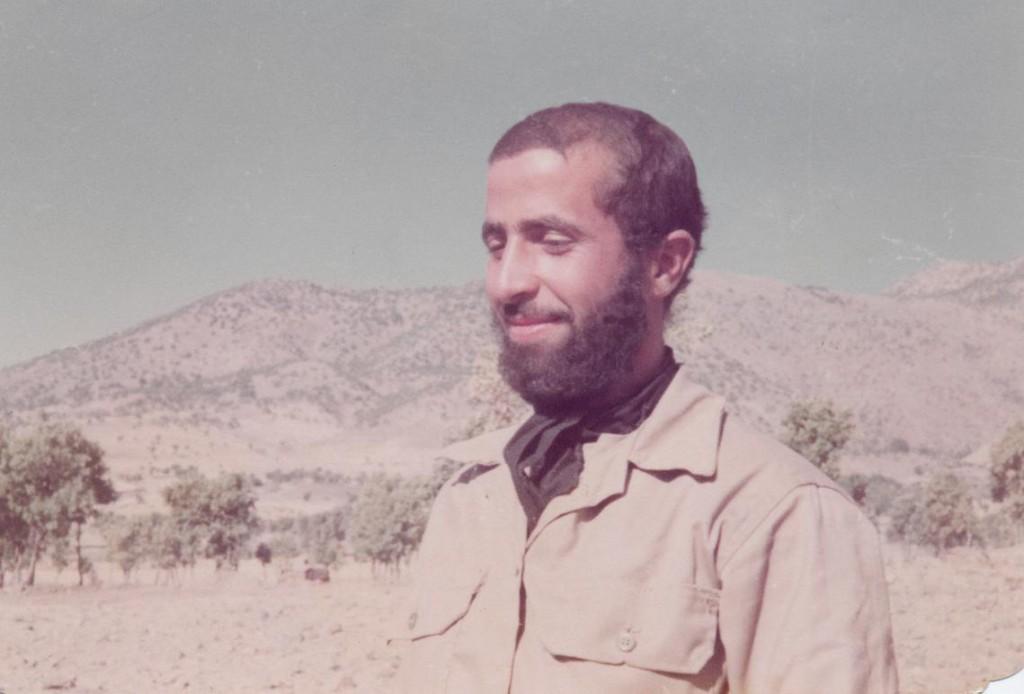 شهید سید سعید میرباقری