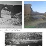 پل تخریب شده ساسون و سنگ نوشته مفقود شده